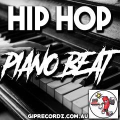 Technician – Hard Piano Hip Hop Beat – Hood Vibes