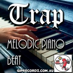 Sanctificado – Melodic Spanish Piano Trap Beat